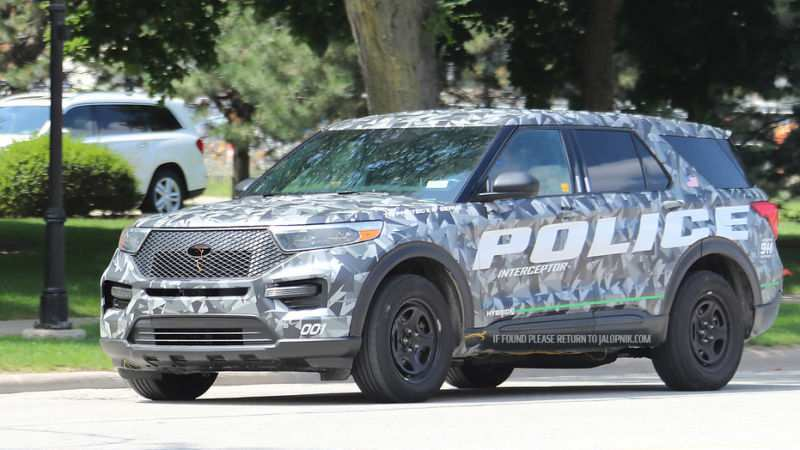 50 New 2020 Ford Explorer Jalopnik New Review