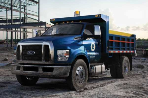 50 New 2020 Ford F 650 F 750 Pictures