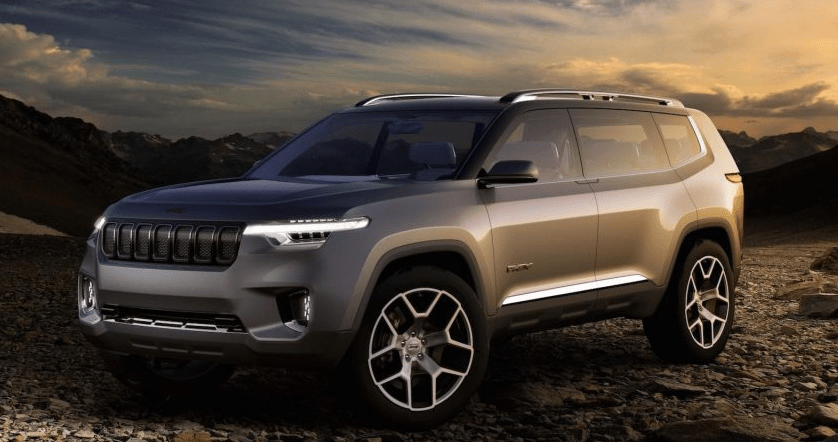 50 New 2020 Jeep Compass Concept And Review
