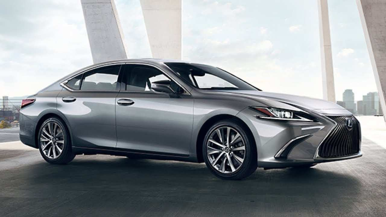 50 New 2020 Lexus ES Redesign And Review