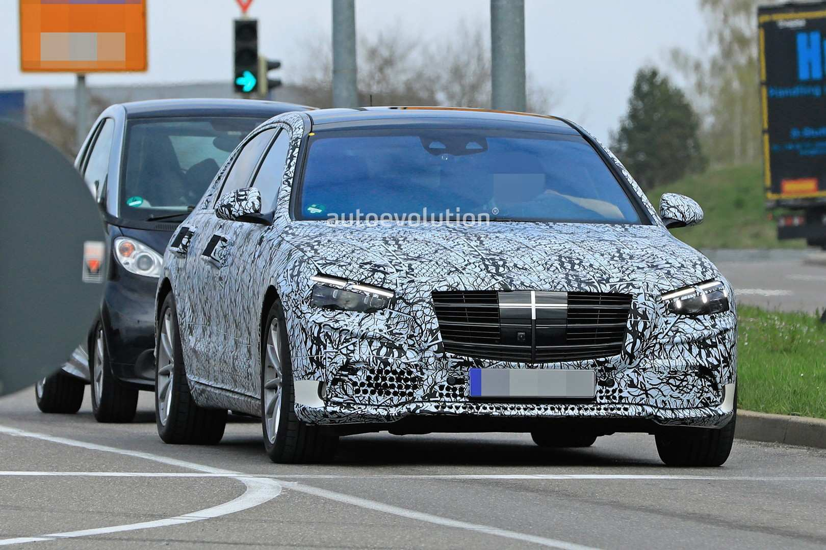 50 New 2020 Mercedes S Class First Drive