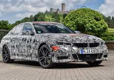 2020 Spy Shots BMW 3 Series