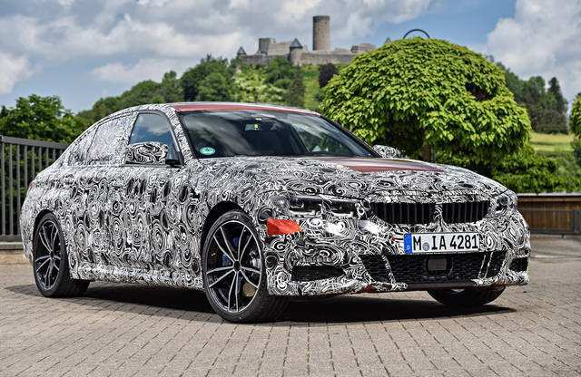 50 New 2020 Spy Shots BMW 3 Series Picture