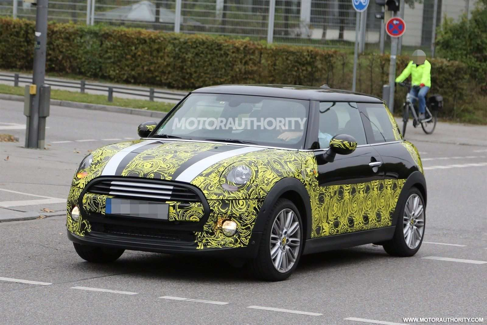 50 New 2020 Spy Shots Mini Countryman Spesification