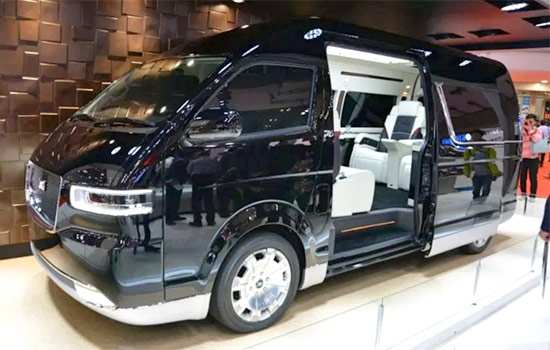 50 New 2020 Toyota Hiace Exterior And Interior