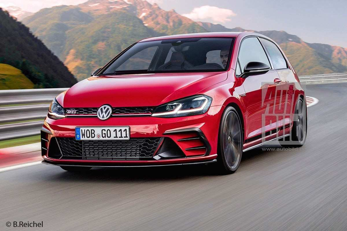 50 New 2020 VW Golf R USA Redesign And Concept