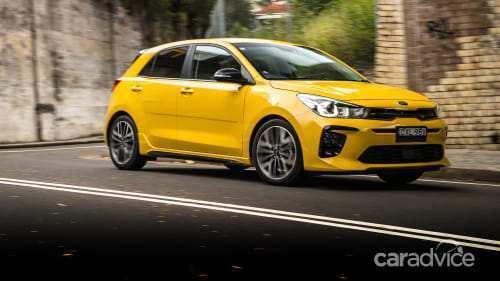 50 New Kia Rio 2019 Review Price And Release Date