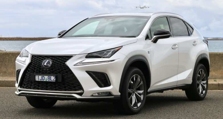 50 New Lexus Nx 2020 News Review And Release Date