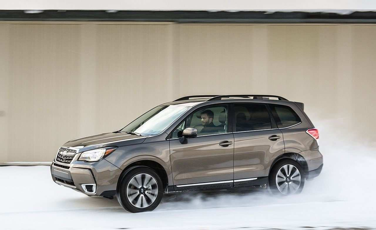 50 New New Generation 2020 Subaru Forester Speed Test