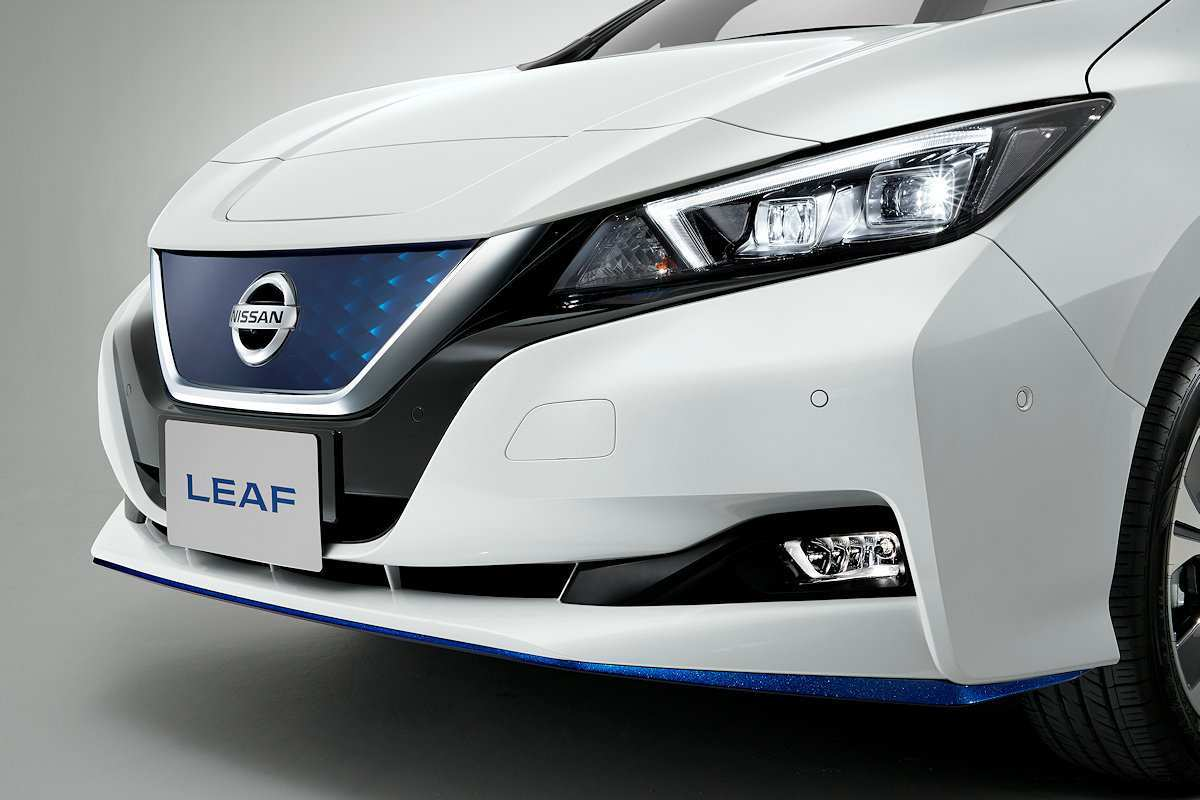 50 New Nissan Electric 2019 Redesign