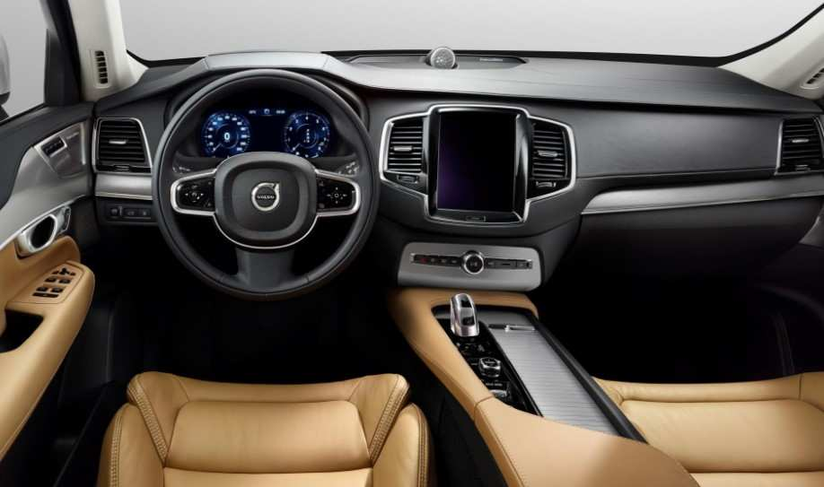 50 New Volvo Xc90 2019 Interior Redesign and Concept
