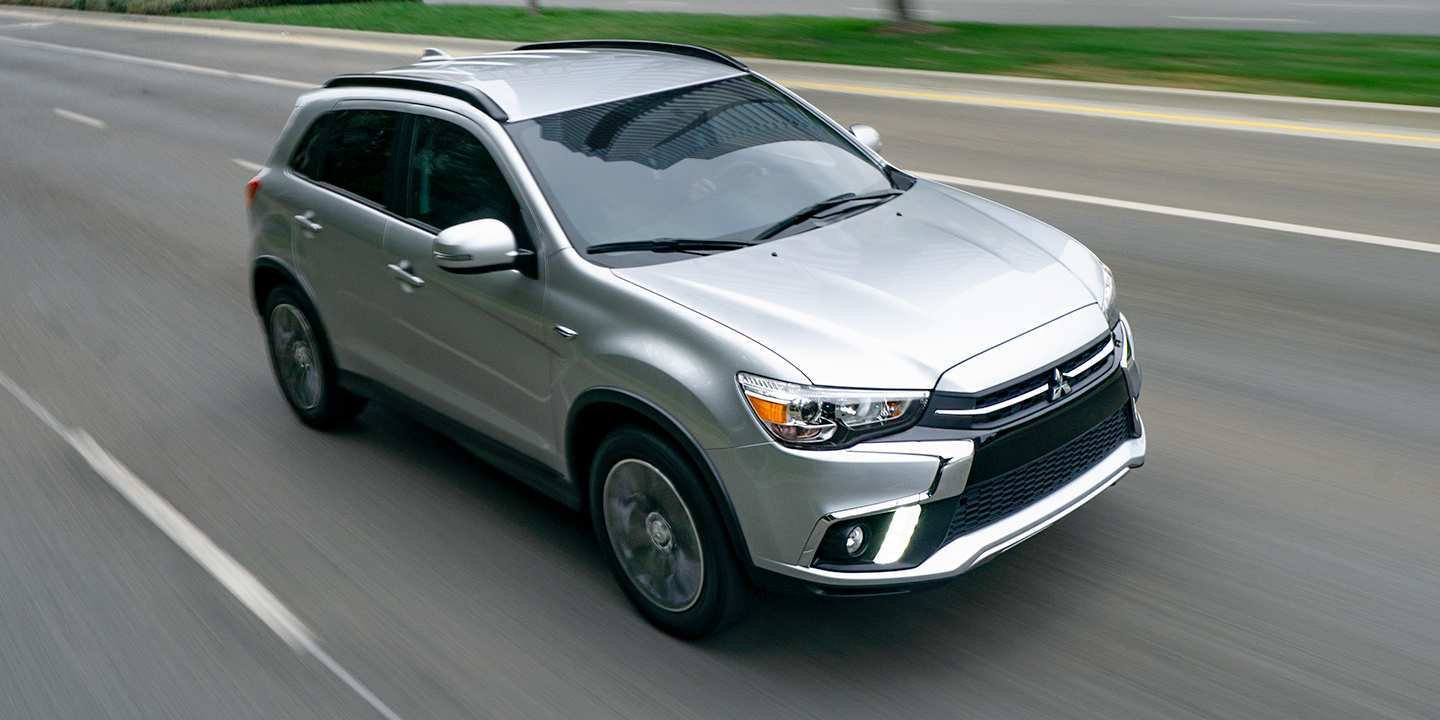 50 The 2019 All Mitsubishi Outlander Sport First Drive