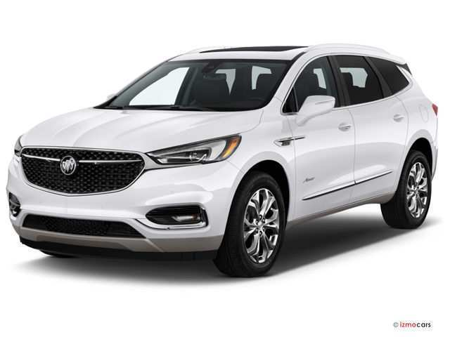 50 The 2019 Buick Enclave New Concept