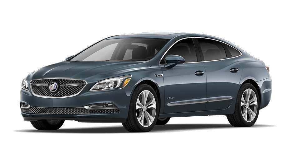 50 The 2019 Buick LaCrosses Review And Release Date