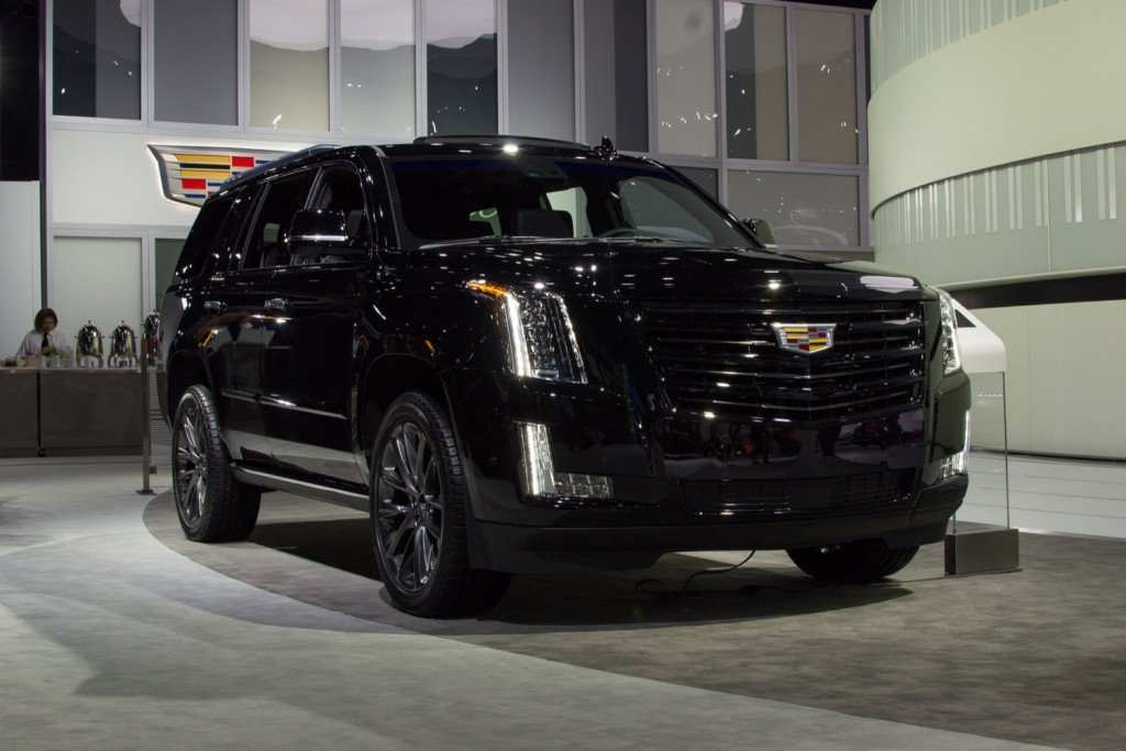 50 The 2019 Cadillac Escalade Luxury Suv Configurations