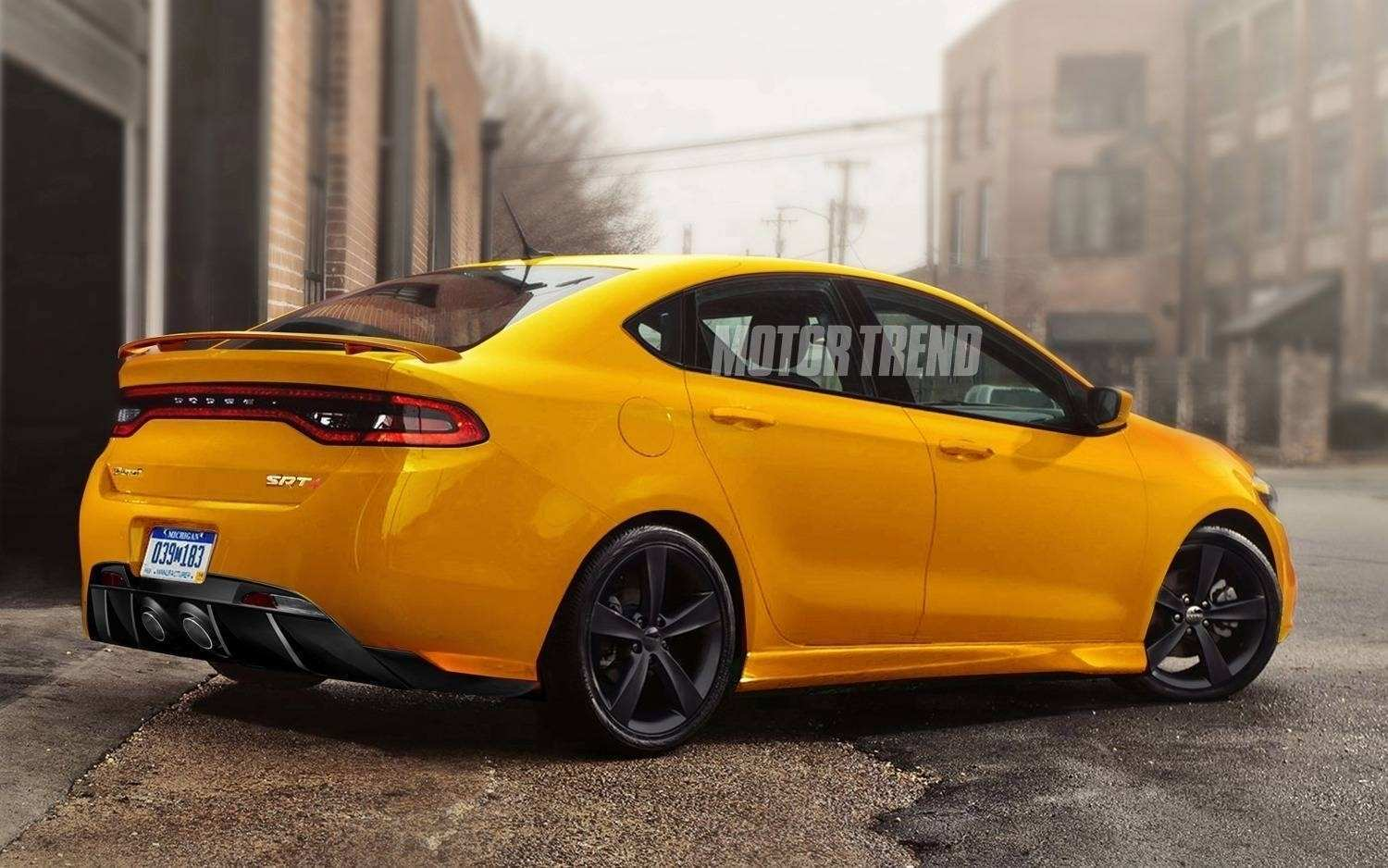 50 The 2019 Dodge Dart New Model And Performance