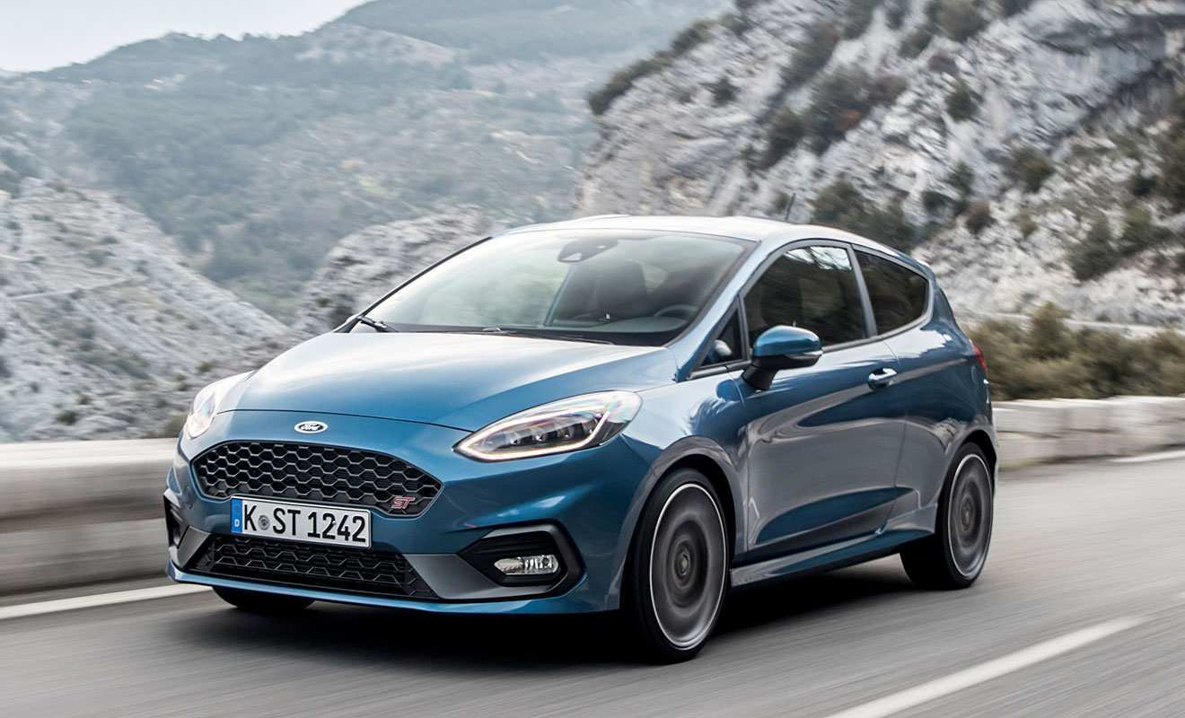 50 The 2019 Fiesta St Specs And Review