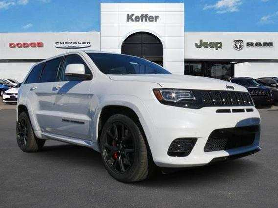 50 The 2019 Jeep Grand Cherokee Srt8 Redesign And Concept