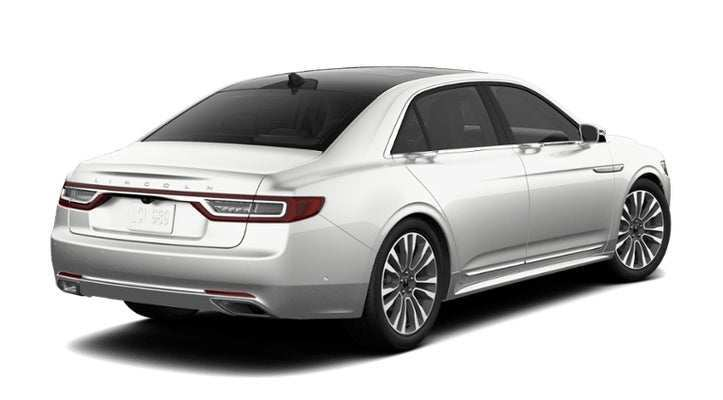50 The 2019 Lincoln Continental Release Date