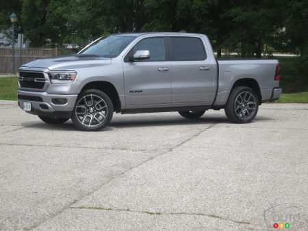 50 The 2019 RAM 1500 Spesification