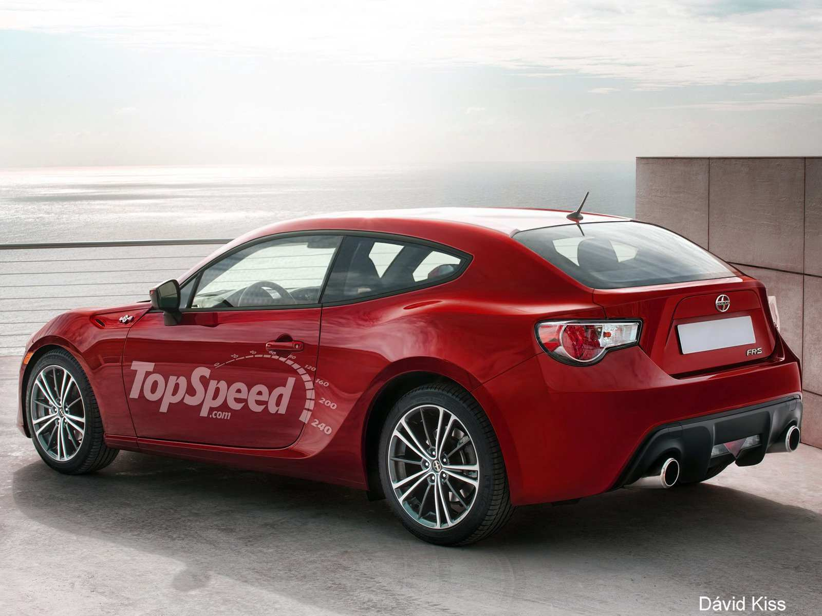 50 The 2019 Scion Frs Model