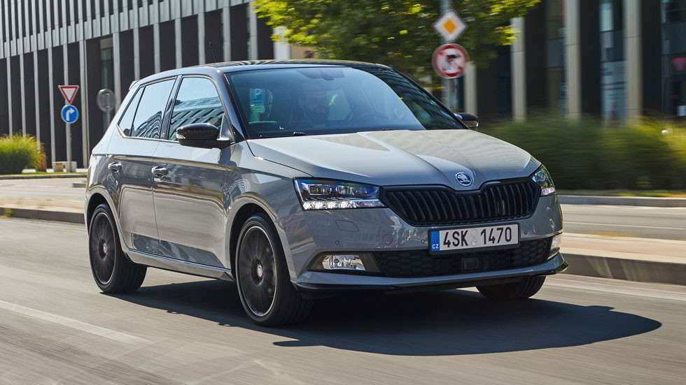 50 The 2019 Skoda Roomster Price Design And Review