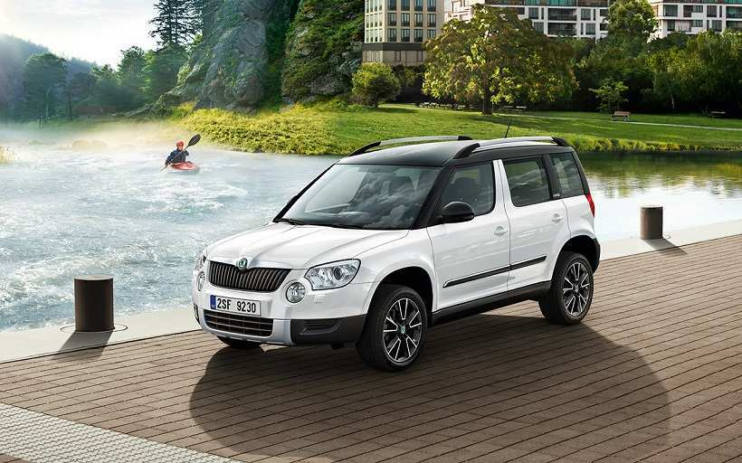 50 The 2019 Skoda Yeti New Review