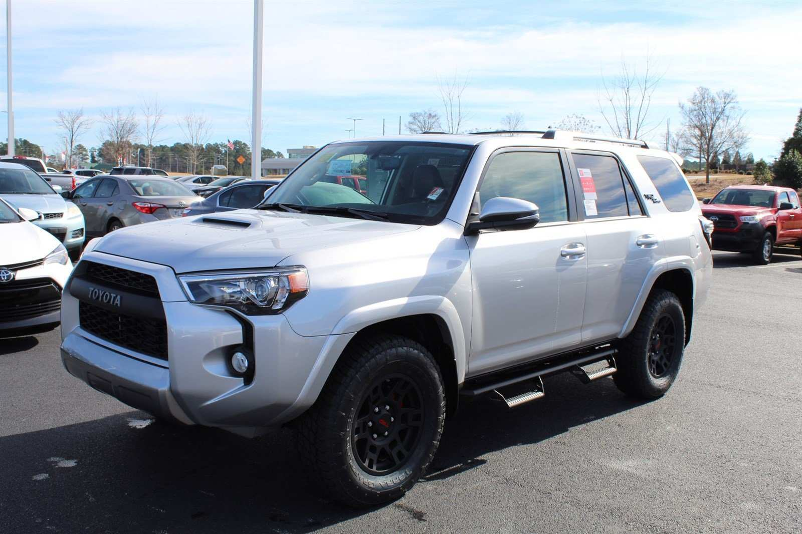 50 The 2019 Toyota Off Road Spy Shoot