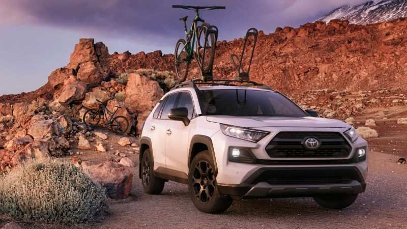50 The 2019 Toyota Rav4 Jalopnik Specs And Review