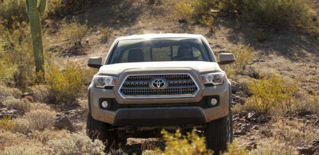 50 The 2019 Toyota Tacoma Diesel Overview