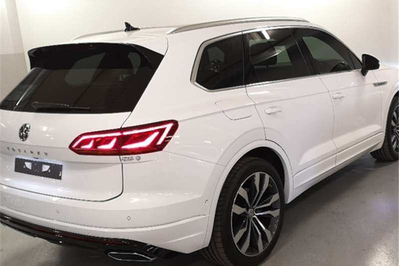 50 The 2019 Vw Touareg Tdi Redesign And Review