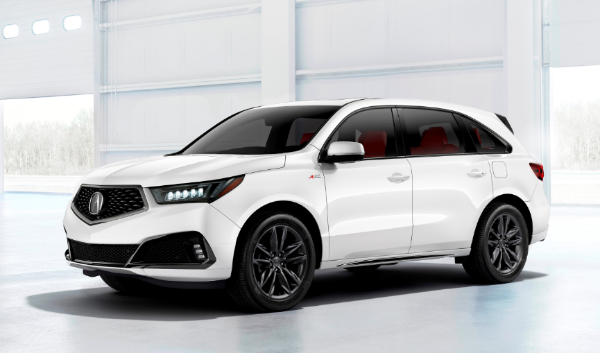 50 The 2020 Acura Mdx Engine Release Date