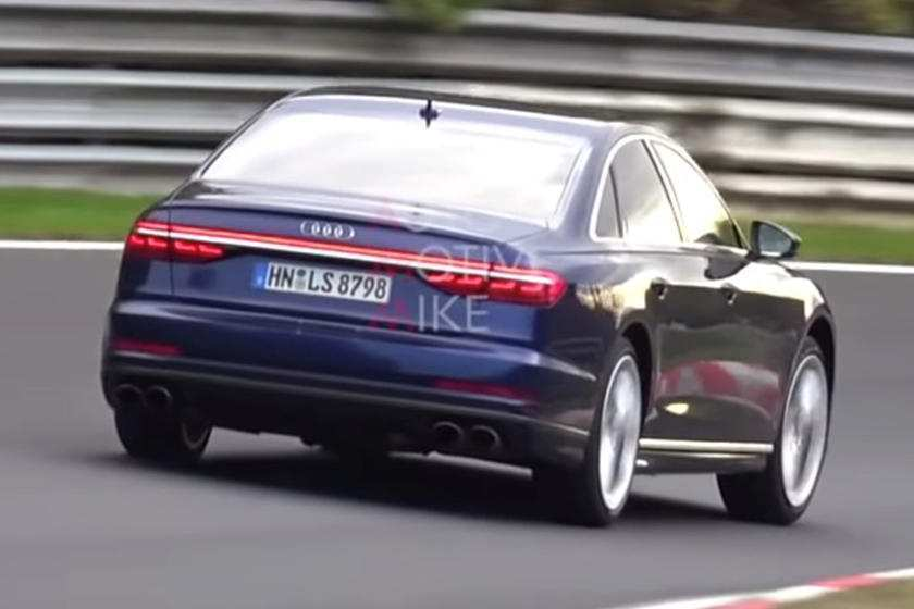 50 The 2020 Audi S8 Release Date Specs And Review