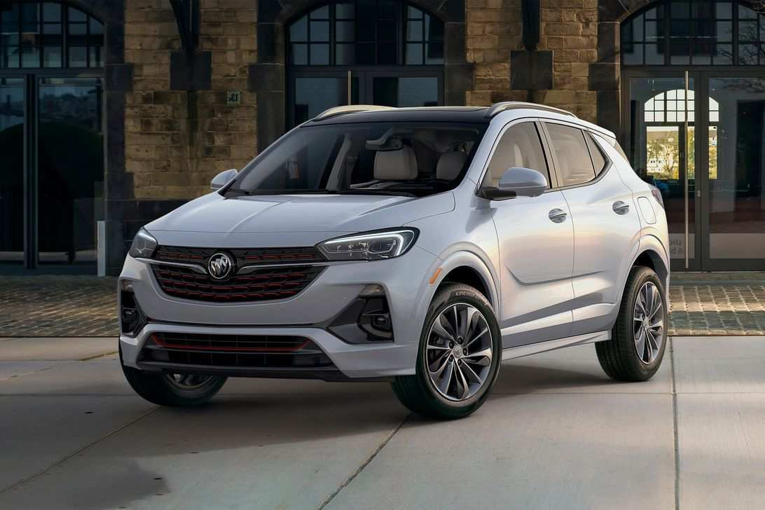 50 The 2020 Buick Envision Reviews