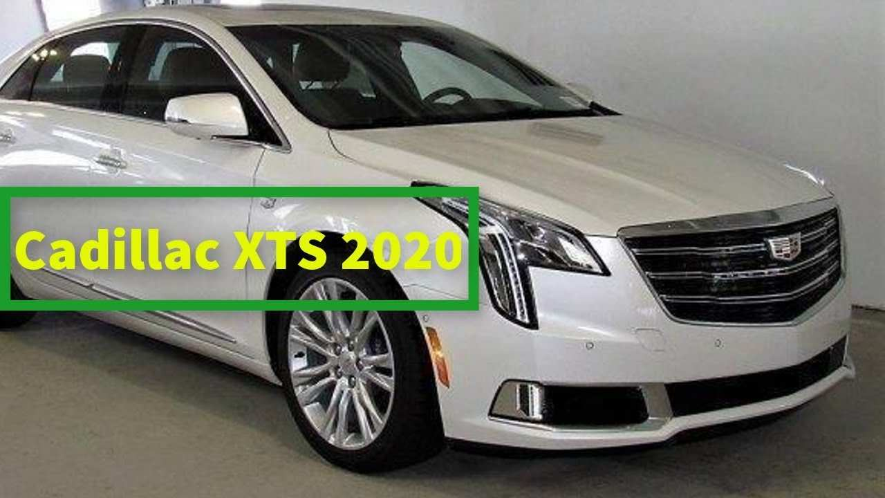 50 The 2020 Cadillac Xts Premium Overview