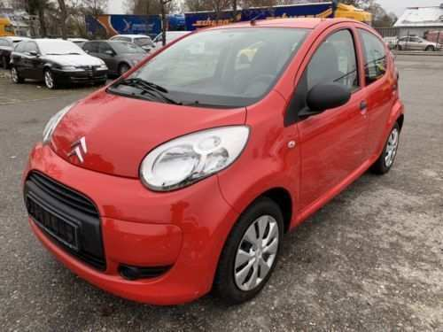 50 The 2020 Citroen C1 Redesign And Review