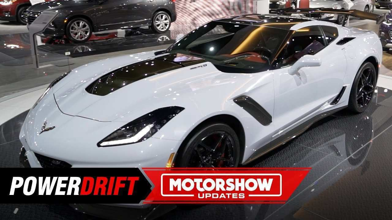 50 The 2020 Corvette ZR1 New Model And Performance