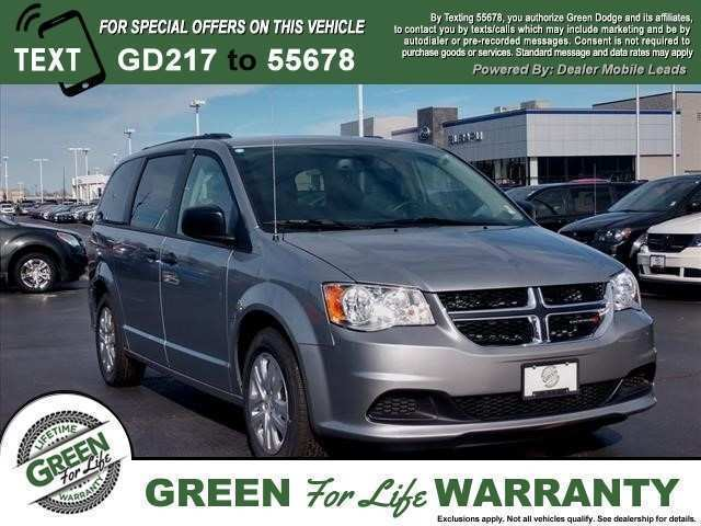 50 The 2020 Dodge Grand Caravan Performance