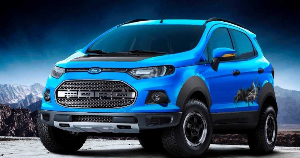 50 The 2020 Ford Ecosport Exterior