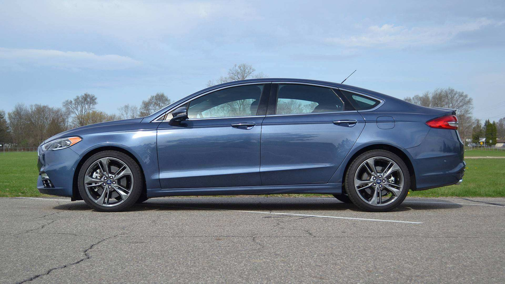 50 The 2020 Ford Fusion Redesign And Review