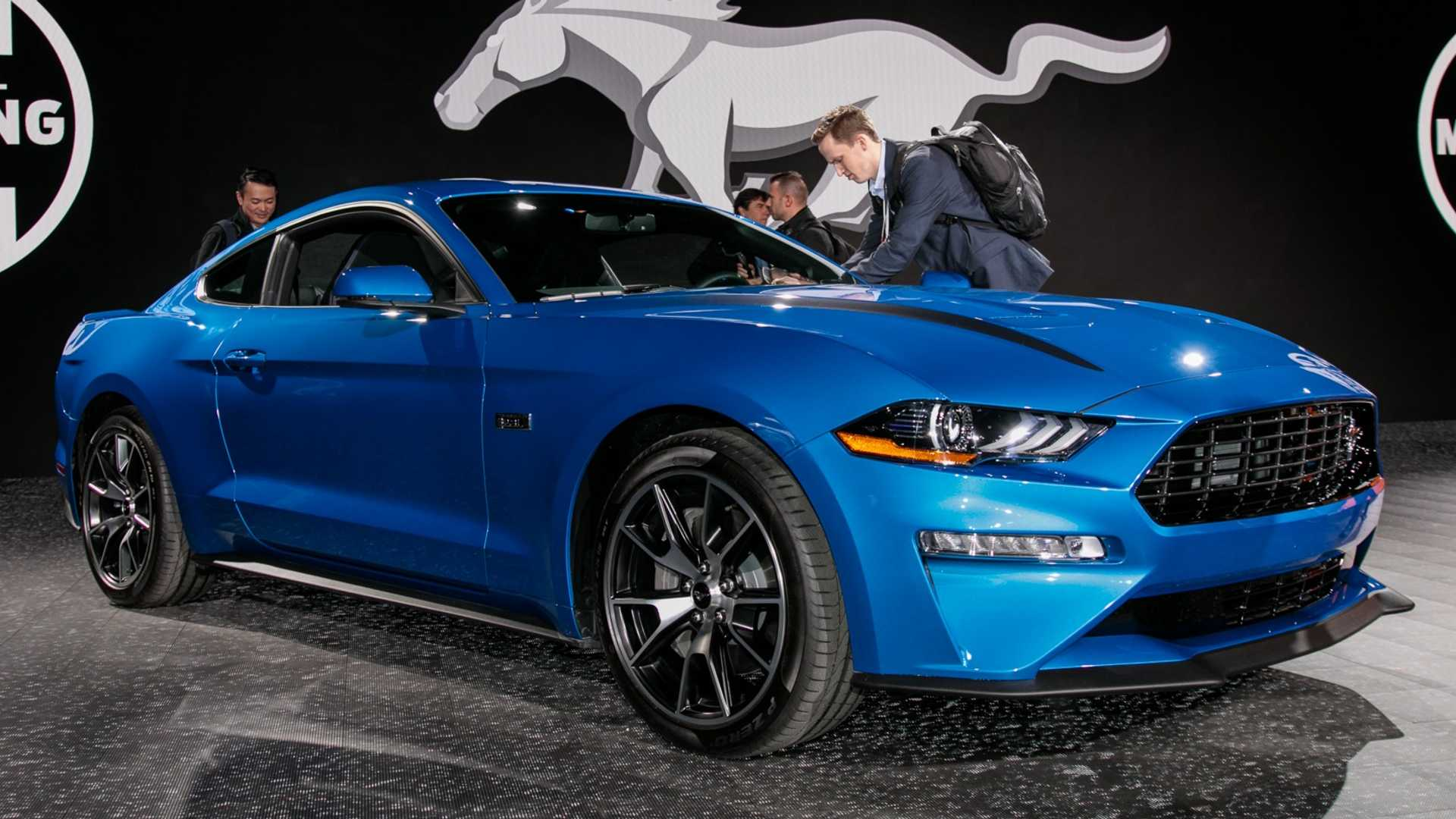 50 The 2020 Ford Mustang Wallpaper