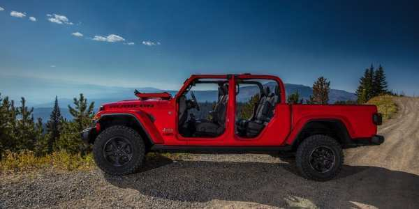 50 The 2020 Jeep Gladiator Availability Date New Concept