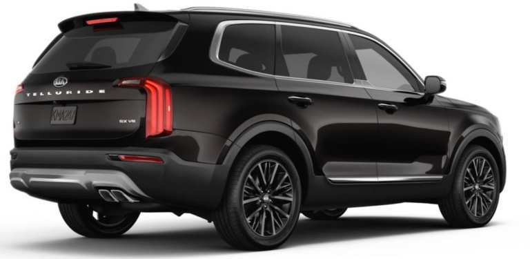 50 The 2020 Kia Telluride Black Copper Specs And Review