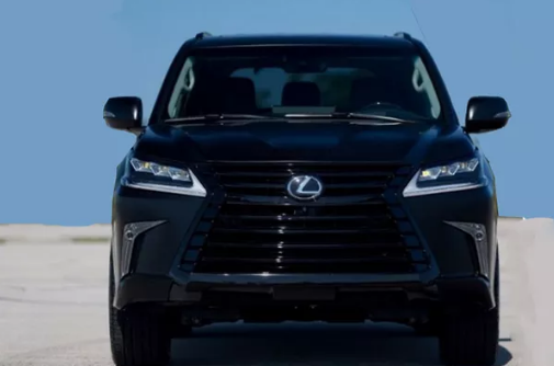 50 The 2020 Lexus GX 460 Engine