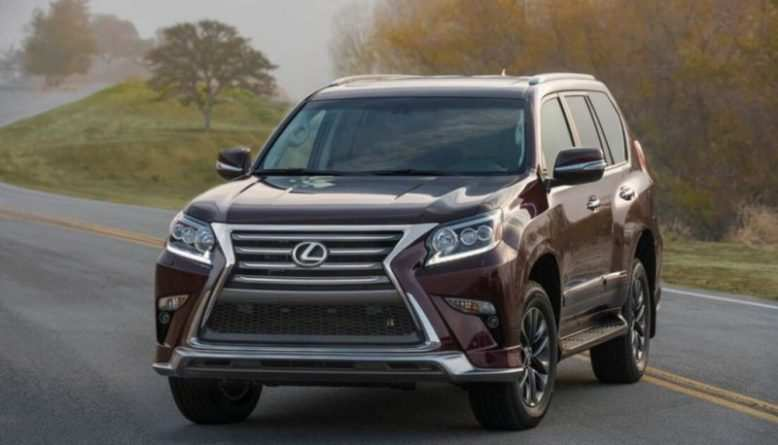 50 The 2020 Lexus GX 460 Specs And Review