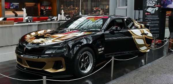 50 The 2020 Pontiac Firebird Release Date And Concept