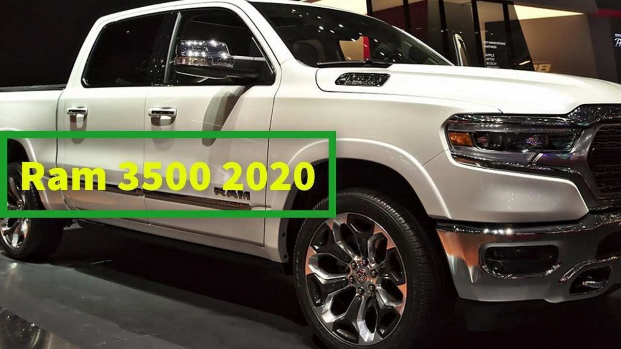50 The 2020 Ram 3500 Style