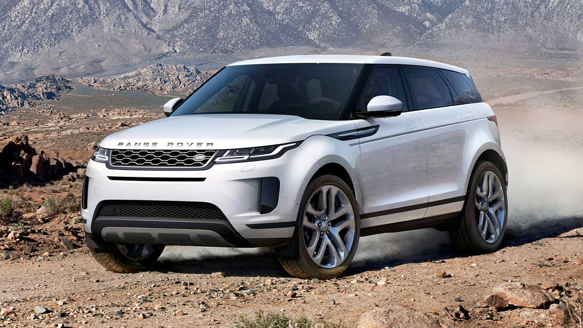 50 The 2020 Range Rover Evoque Price Design And Review