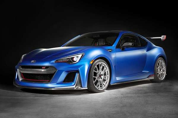 50 The 2020 Subaru Brz Sti Turbo Wallpaper