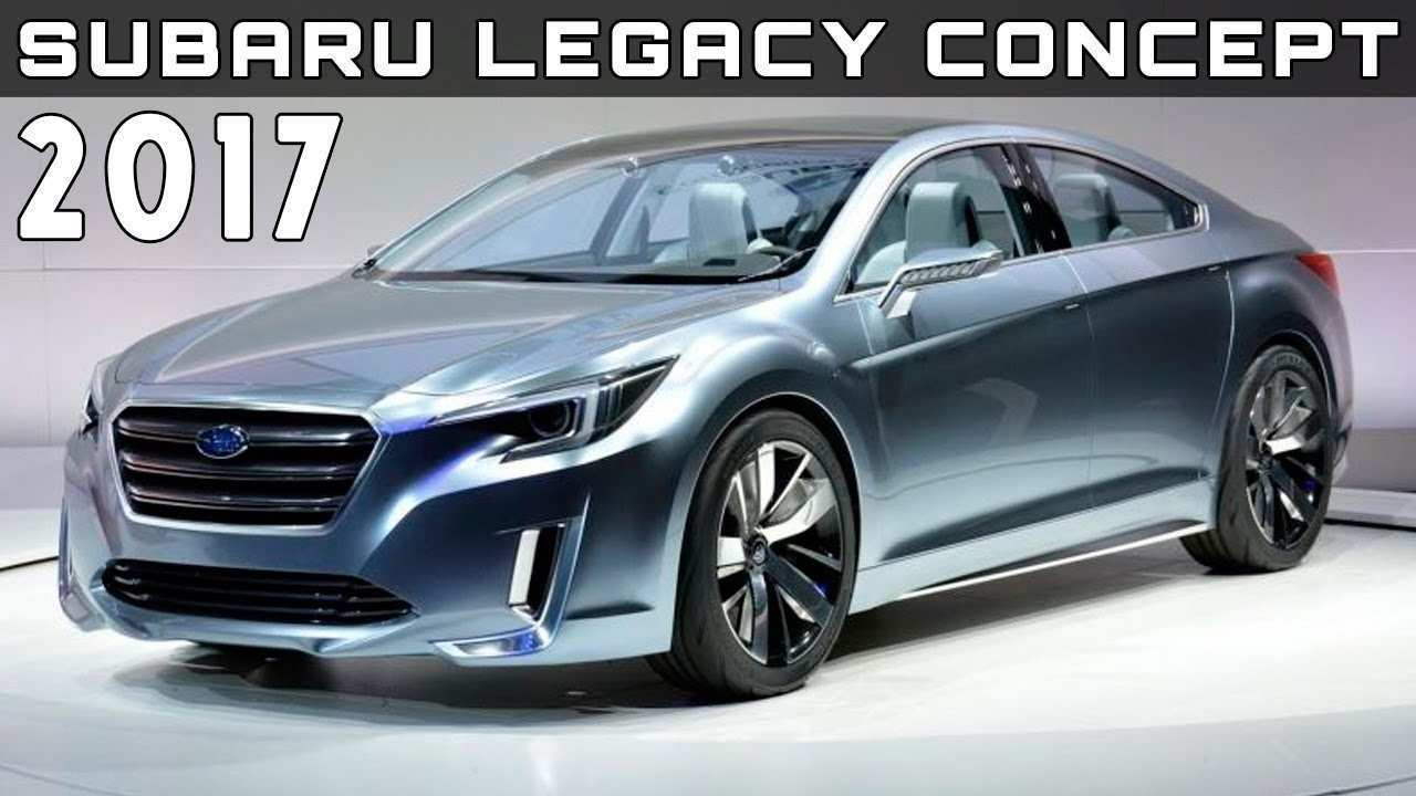50 The 2020 Subaru Legacy Turbo Gt Release Date And Concept